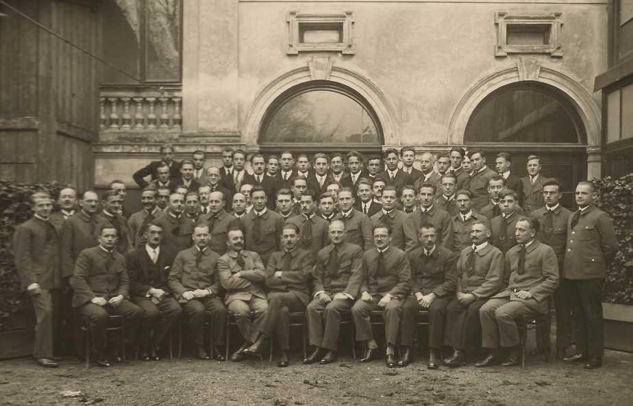 Gruppenfoto 40 jahre Variante