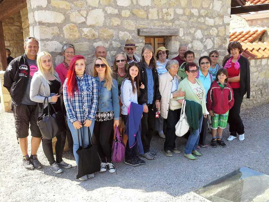 Punkt 11a 2015 0517_Ausflug nach Carnuntum